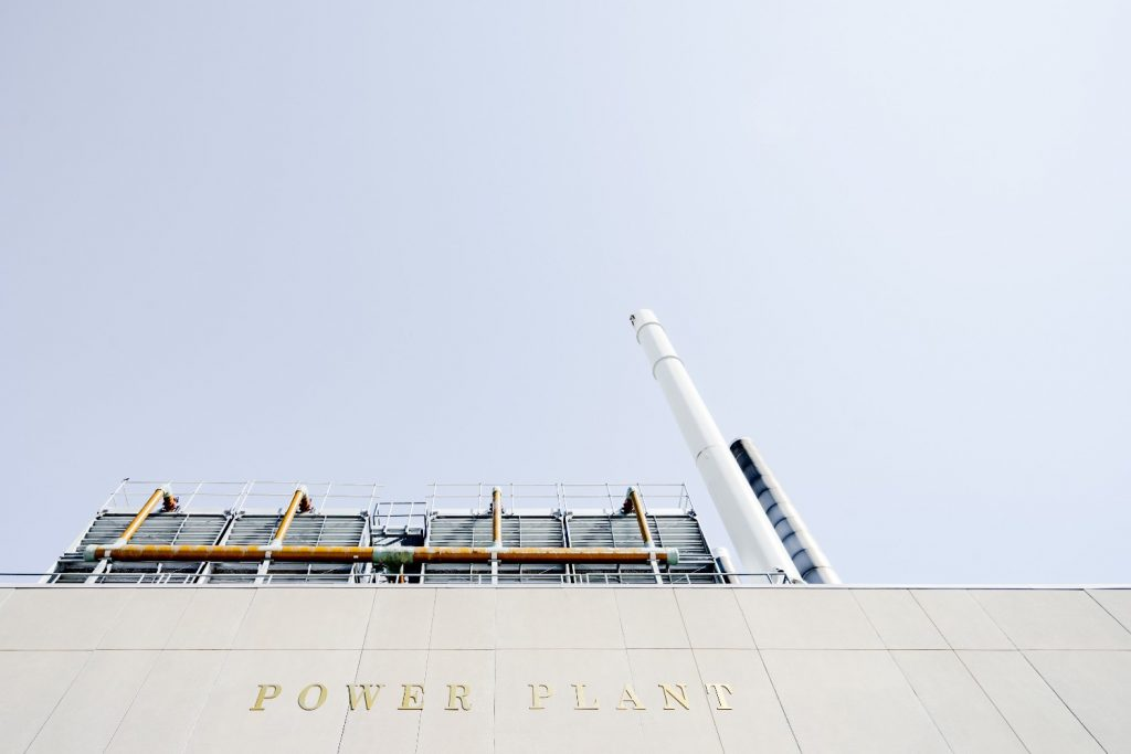 Fabriek power plant